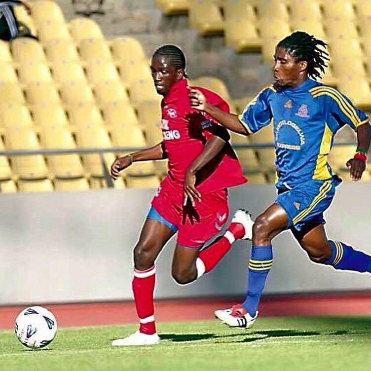 Shono enjoyed playing for Township Rollers - Killer Pass